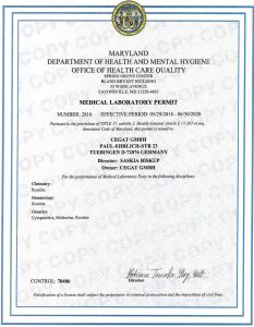 Medical Laboratory Permit - Department of Health and Mental Hygiene Maryland
